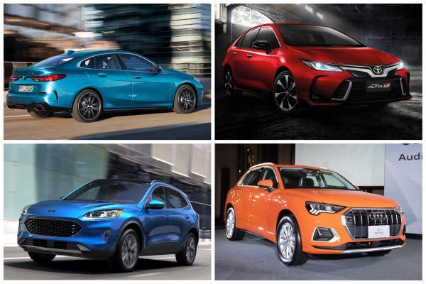 運動版Altis、BMW入門跑車還有 Ford Kuga!第二季新車搶先預覽