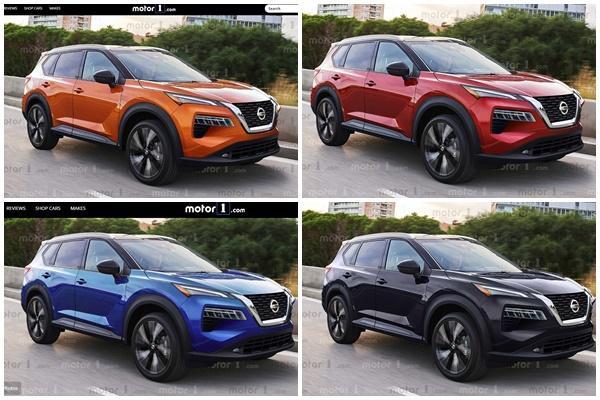 跟 X-Trail 一起推大改款,Nissan 新一代休旅資訊曝光!