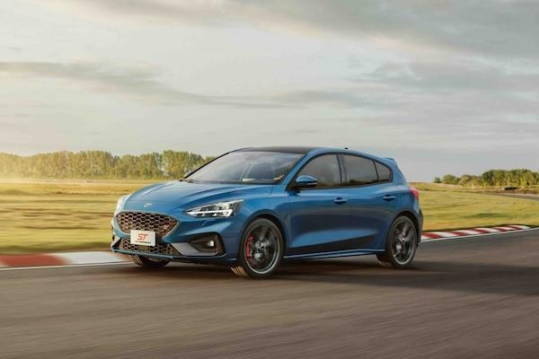 Ford 正式公佈 Focus ST 台灣售價,比預接單少 1000 元!