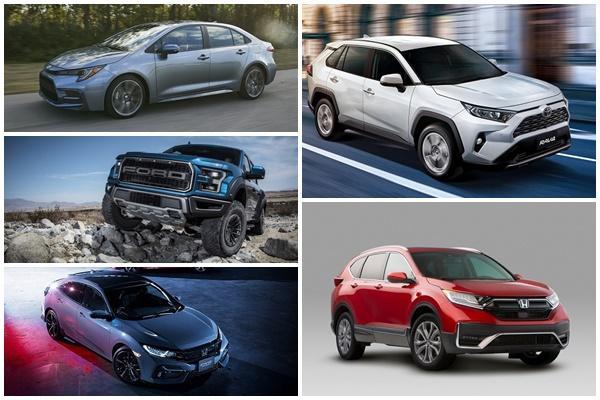 雙田競爭超激烈,全球 1~2 月銷售 TOP10 出爐!