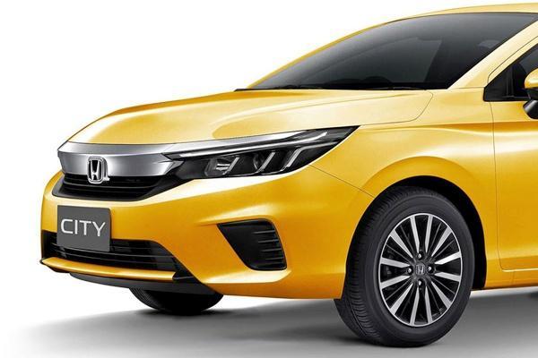 Honda 全新 City 五門可能樣貌出爐,率先東南亞上市!