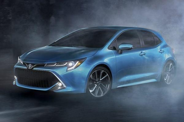 Toyota 註冊 2 款新車,Auris 與 C-HR 都將獲 GR 部門加持!