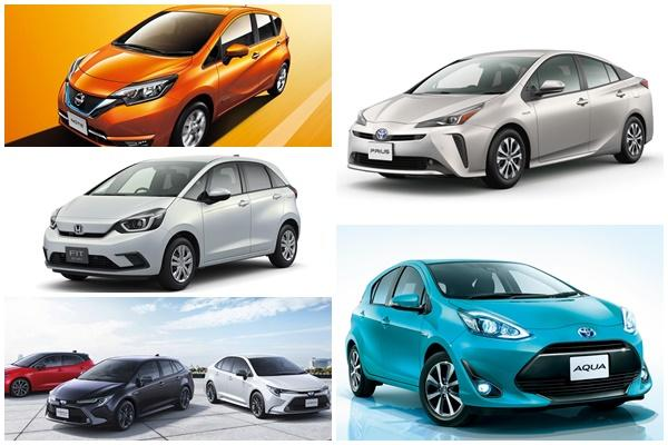 Toyota 10 名搶 7 席,日系最省油 TOP 10 榜單出爐!