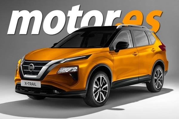 用原廠設計圖還原樣貌,大改款 Nissan X-Trail 資訊露出!