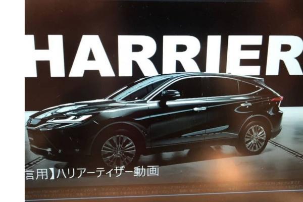 真的比 RAV4 還要高級!Toyota 全新休旅預告片段遭社群網站流出