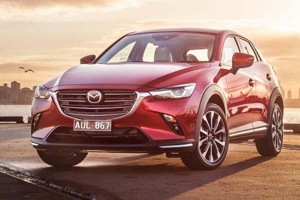 日媒稱新一代 CX-3 仍會推出,釋出大改款可能樣貌!