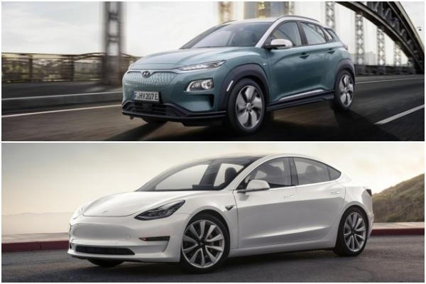 道路實測 12 款電動車續航力,Tesla 車款與官方數據差很大!