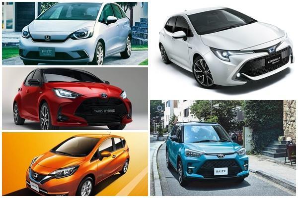 Toyota Corolla 銷售王座差點不保,日本第一季新車排行榜 TOP 10 出爐!