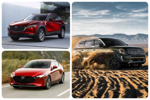 2020 年度風雲車 5 大獎項名單公佈,Kia 逆轉勝 Mazda 搶下最大獎!
