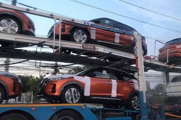 跟台灣長得不一樣,泰規新 Nissan Kicks 無偽裝實車現身!
