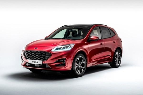 經銷商消息流出!新一代 Ford Kuga 台灣發表時間落定