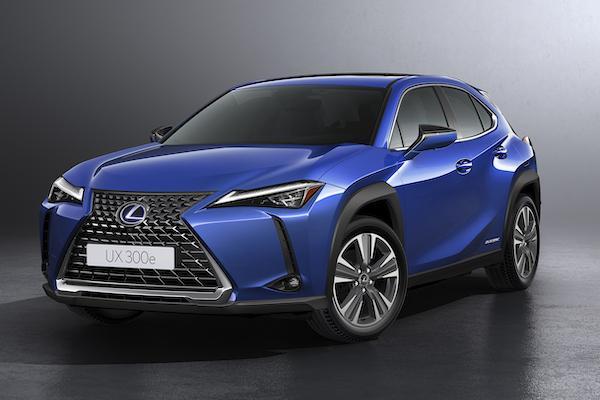 續航力 400 公里,Lexus 首款電動車 UX300e 上市時間有消息了!
