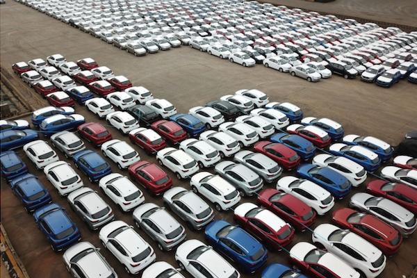 中國車市寒冬!最大車商上汽集團去年淨利下滑 28.9%