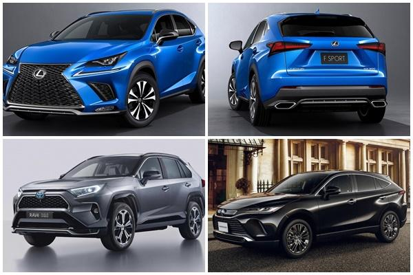 引用 RAV4 的技術,新一代 Lexus NX 改款資訊曝光!