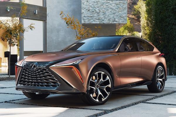 外媒列「最值得等待車款」,Lexus LQ 頂級休旅最大馬力上看 600 匹!