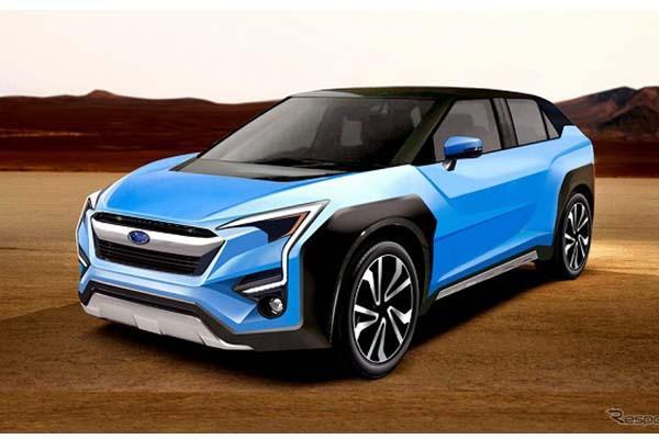 Toyota、Subaru 聯手打造!全新 SUV 準備問世