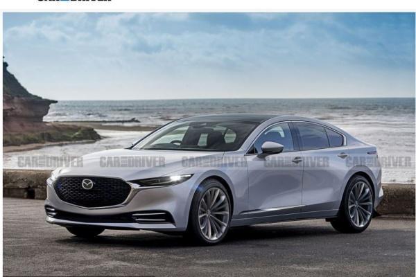 設計源自東京車展概念車!新一代 Mazda 6 就像放大版馬 3