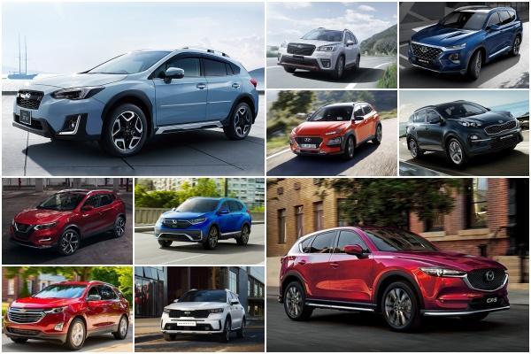 日韓車廠占多數!《消費者報告》公布 2020 最佳 10 款平價 SUV