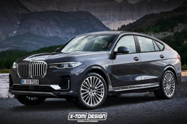 BMW 最新旗艦跑旅 X8 問世機會高,原廠最新註冊商標曝光!