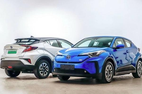 Toyota 首款電動休旅車,C-HR EV 完整規格揭露!
