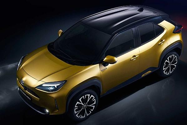 Toyota 全新小休旅報到!Yaris Cross 正式亮相