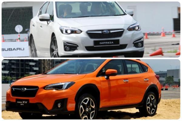 兩項零件瑕疵會影響行車安全!Subaru 在台召回 Impreza 與 XV