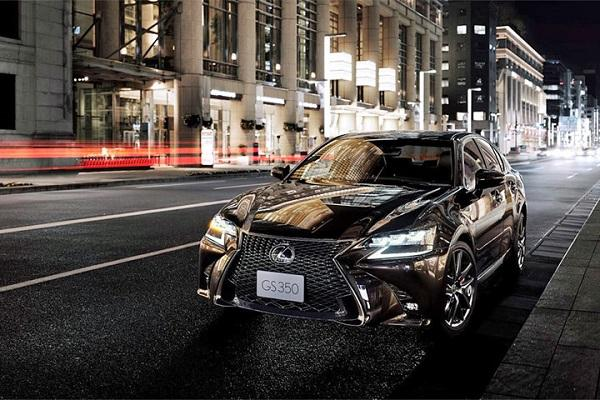 交棒給 ES、IS,Lexus GS 推出最終告別之作!