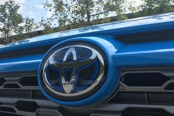 Toyota 在台賣車累積銷售破 300 萬輛,光是第一名就賣了 60 萬輛!