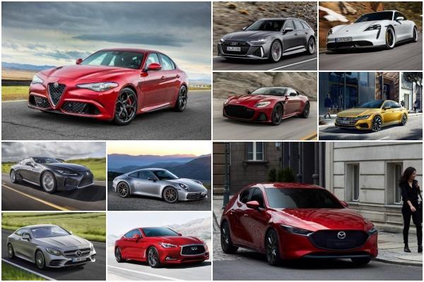 外貌協會的最愛!15 款造型取勝的高顏值新車名單公布
