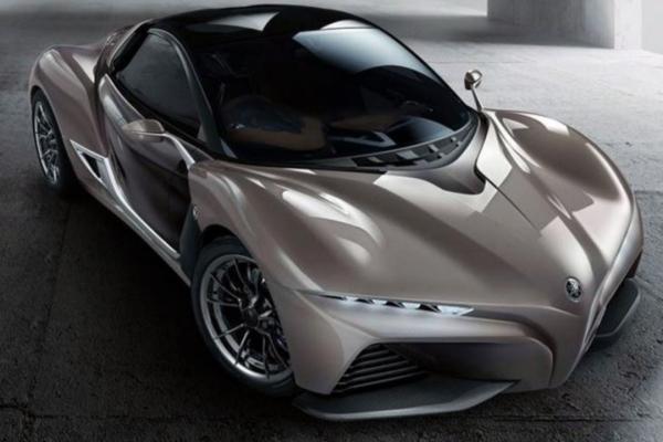 Yamaha 首款四輪量產設計圖曝光,車迷直呼太可惜!
