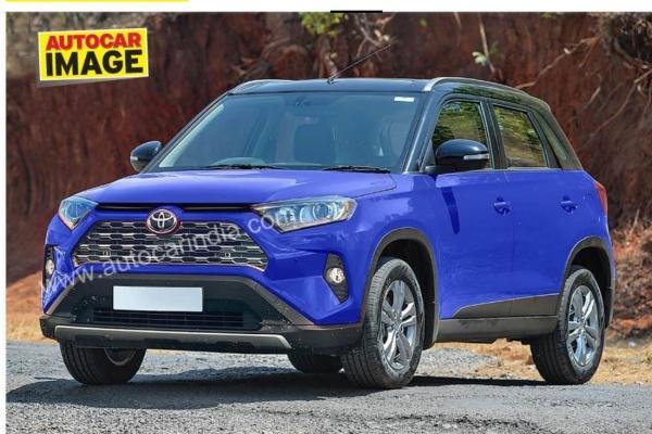 Toyota 與 Suzuki 合作推全新 SUV,根本是親民版 RAV4!