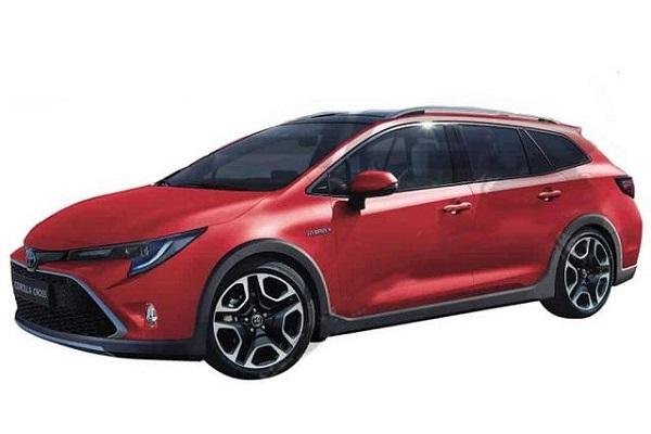 鎖定 Focus Active,Toyota 全新 Corolla 跨界 SUV 首次曝光!