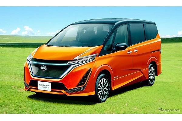 平均油耗預估有 30km/L!Nissan Serena 七人 MPV 準備大改款