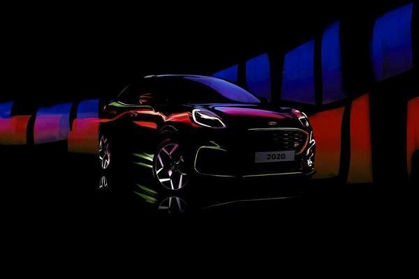 複製貼上 Focus 內裝,Ford 小休旅 Puma ST 預告登場!