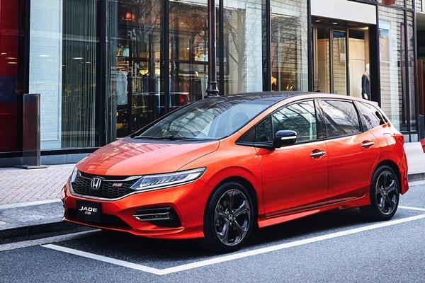 改款不到 3 年就停產,Honda Jade 跨界 MPV 走向歷史