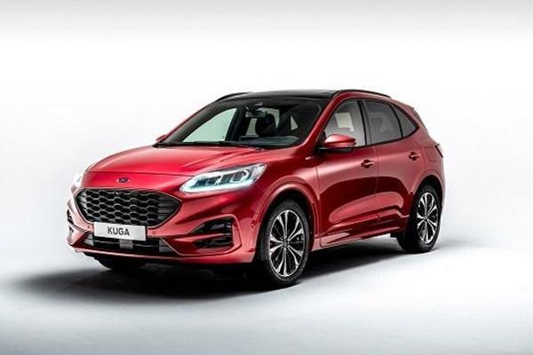 發表近在眼前,新一代 Ford Kuga 準備上陣!