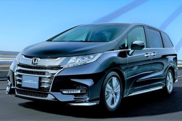 Honda 日規 Odyssey 大改款時間點出爐,換上更強 Hybrid 動力!