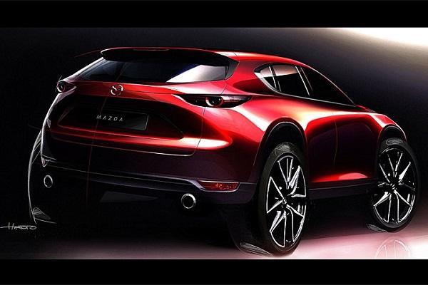 後驅跑格加上新引擎,大改款 Mazda CX-5 資訊露出!