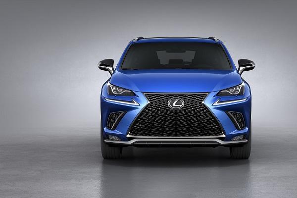 3 種動力曝光,新一代 Lexus NX 大改款醞釀中!
