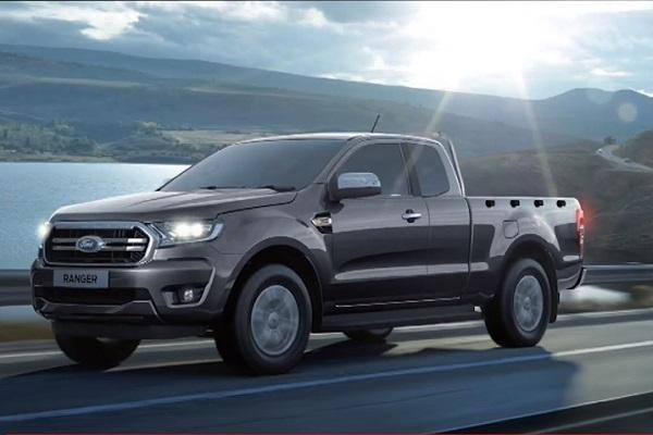 新增 2+2 新車型,新年式 Ford Ranger 發表!