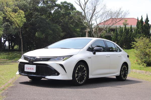 增添駕馭小樂趣!Toyota Altis GR Sport Hybrid 試駕(有影片)