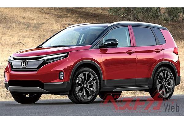 定位在 CR-V、HR-V 之下,Honda 全新小休旅 ZR-V 曝光!