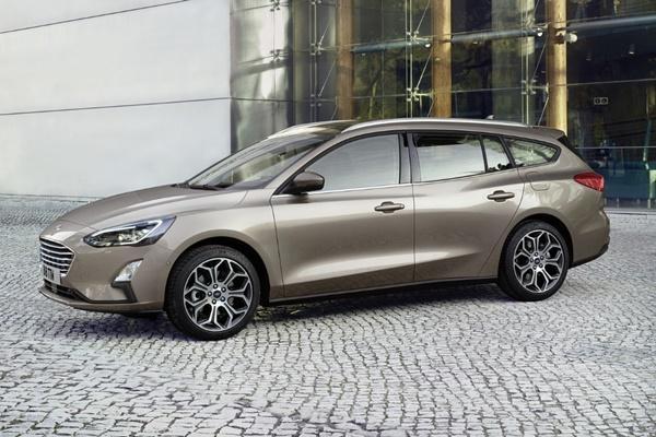 Ford Focus Wagon 台灣無望,只能期待 ST Wagon!