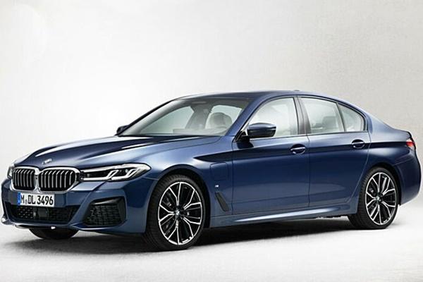 G31 旅行車重回台灣契機,小改款 BMW 5 Series 廠照曝光!