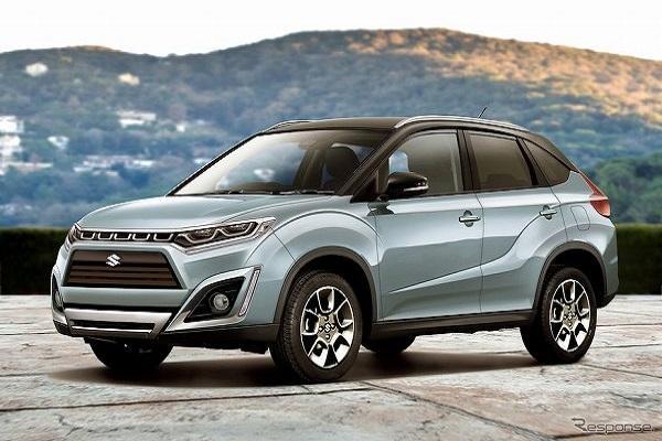 跟新 HR-V 搶今年上市,Suzuki Vitara 準備推大改款!