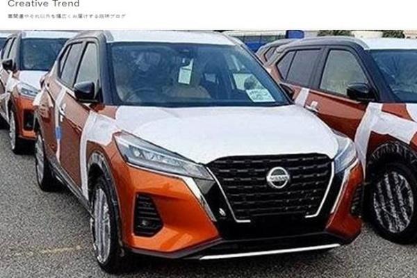Nissan 小改款 Kicks 發表倒數,更多外觀細節揭露!(內有影片)