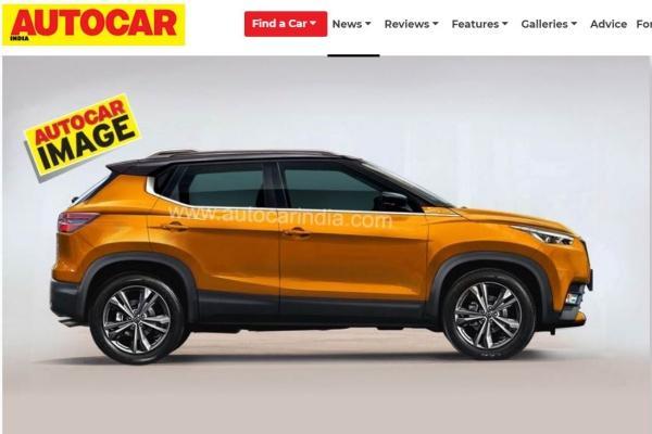 Nissan 全新都會小 SUV 可能樣貌公布,預計今年就會問世!
