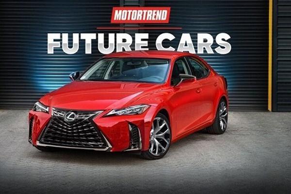 改款來續命,新 Lexus IS 今年上陣!
