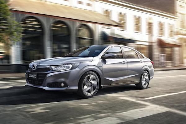 平均油耗可達 25km/l!Honda 最新房車將搭 1.5 升油電