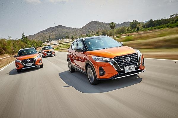 換上 e-Power 油電動力,小改款 Nissan Kicks 登場!